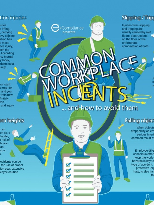How to Avoid Common Workplace Incidents