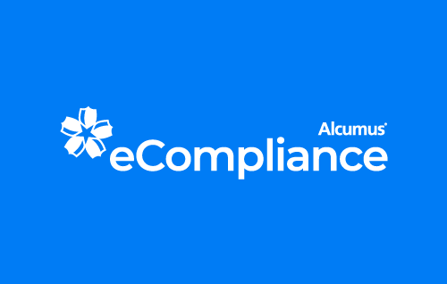 eCompliance Inverted Logo